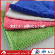 Очистка окон микрофибровое полотенце