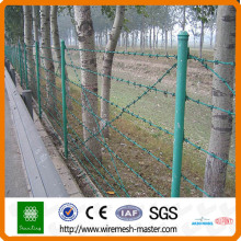 High Tensile Strength Galvanized Iron Barbed Wire