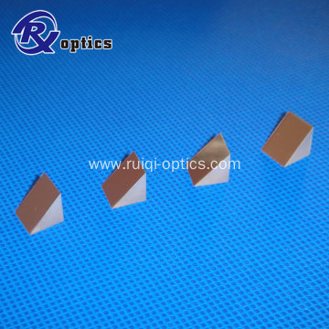 Optional Aluminized Hypotenuse N-BK7 Right-Angle Prisms