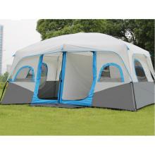 Grande tente automatique télescopique de double de pique-nique de la personne 10-12 extérieure