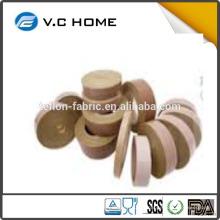 Herstellung in Taixing Hochdichtes PTFE-beschichtetes Fiberglas-Klebeband