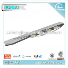 China fabricante 200w cob chip die casting aluminio shell 12v luz solar led street