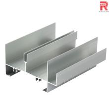 ISO 9001 Стандартные более дешевые алюминиевые / алюминиевые профили для окон / дверей / штор / занавесок