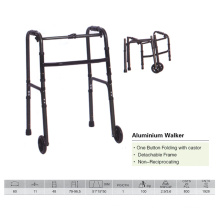 Walker of Aluminium