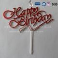 China Wholesale Happy Birthday Cake Decoration