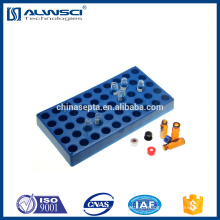 Revestimento de vassoura hplc Blue 50 de plástico de alta qualidade