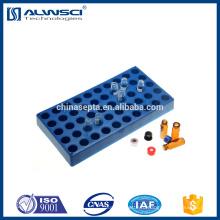 Высококачественный пластик синий 50 позиций вэжх флакон для одежды