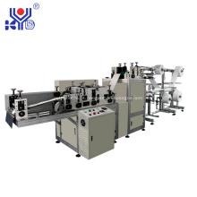 Máquina para fabricar tampas para copos descartáveis