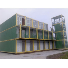 20 fot sätta Engineering Container huset