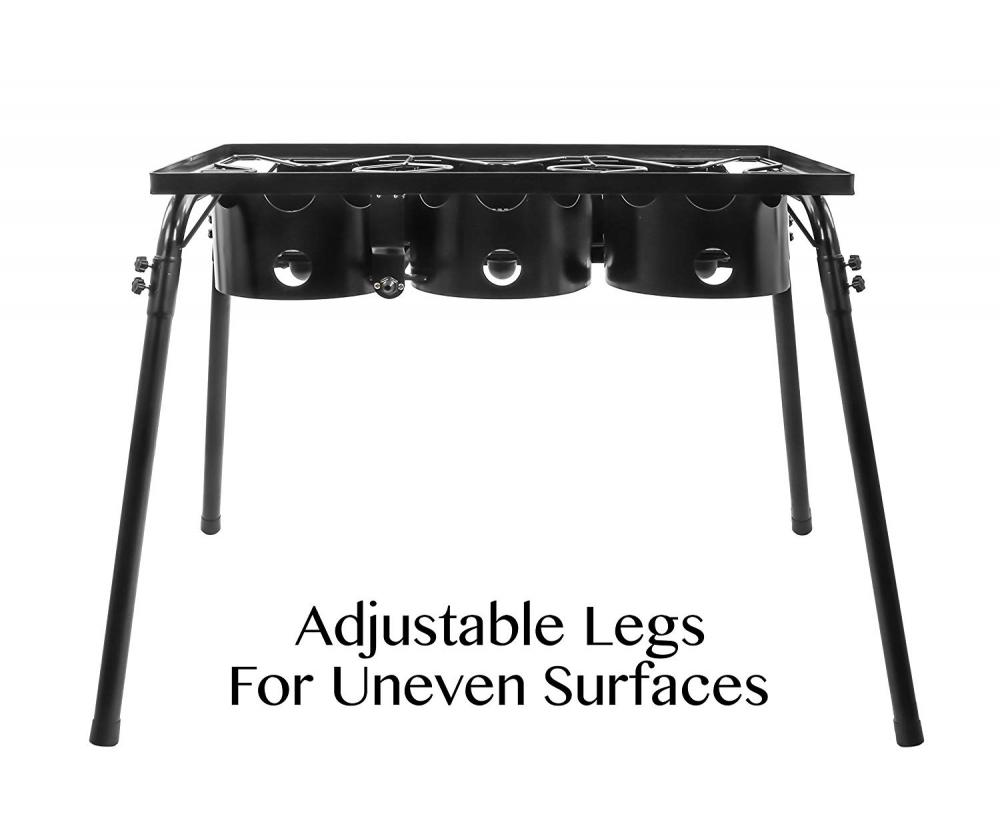Adjustable Legs For Uneven Surfaces