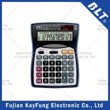 Calculadora eletrônica de função de impostos de 12 dígitos para escritório (BT-829T)