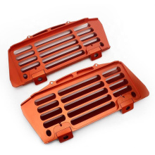 Aluminum CNC Motorcycle Radiator Cover Grill Protector For Sale