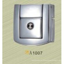Caja de aluminio con bloqueo de zinc hermosa