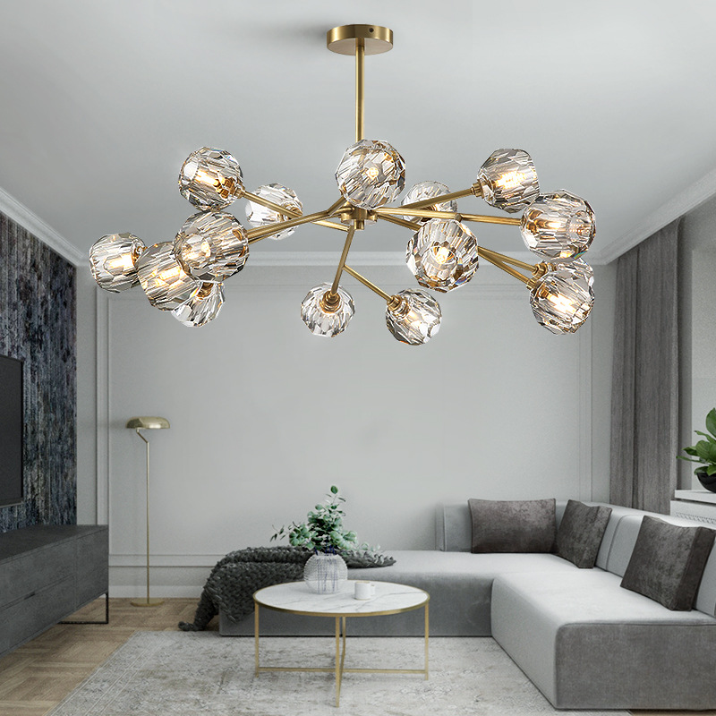Glass Beautiful Ceiling ChandeliersofApplication Kitchen Table Chandelier