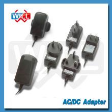 Коммутация UL CE AC / DC 24v 1a адаптер питания