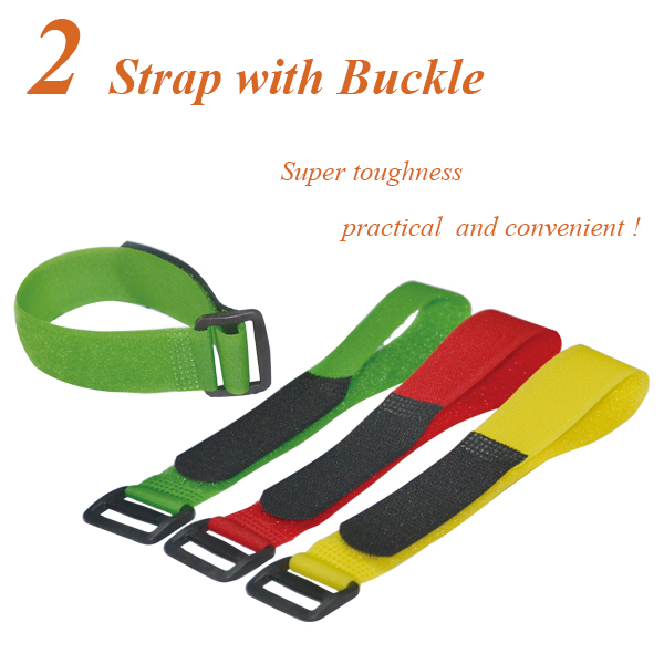 hook and loop strap