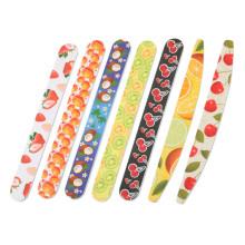 Colorful EVA Material Nail File for Nail Salon