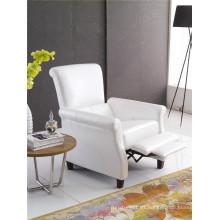 Sofá eléctrico del sofá del sofá del cuero de la butaca del cuero genuino (775)