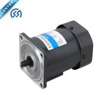 60w 220v three phase low rpm small ac electric induction motor