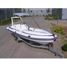 Barco de Rib Hypalon 7,3 m - Quente