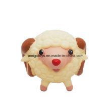 Plástico circo carneiros animais brinquedos personalizados
