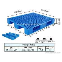 Embalaje y envío / paletas de plástico en China
