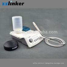 Pièce à main détachable autoclavable Scalomètre à ultrasons A8 avec éclairage