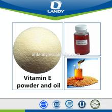 A vitamina E óleo alimentar / grau alimentício