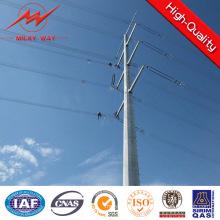 8m 5kn Африке оцинкованный полюс производство электроэнергии