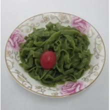 Ароматизированный шпинат с томатным вкусом Konjac Shirataki Fettuccine Pasta