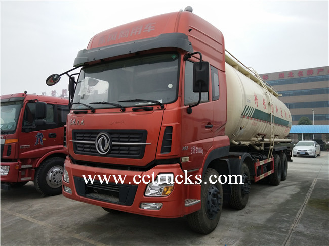 35 CBM Bulk Powder Tank Trucks