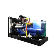 Natural gas generator 400KVA high efficiency