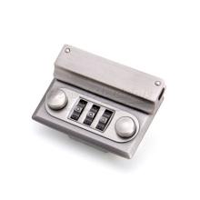 3 codes briefcase lock