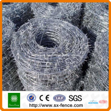 hot-dipped galvanized barbed wire price