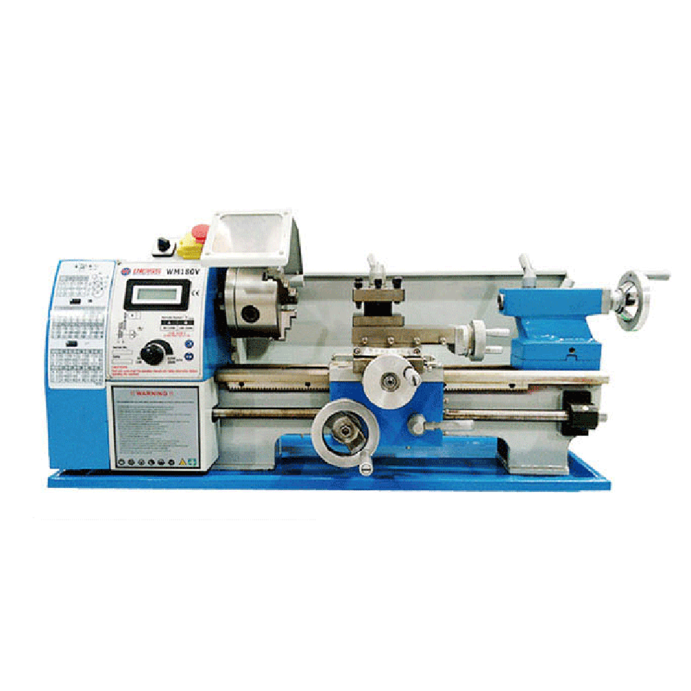 Variable speed lathe Distance between centers 300mm