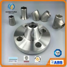 Embout d'extrémité de bout en acier inoxydable 403 Wp304 / 304L (KT0368)