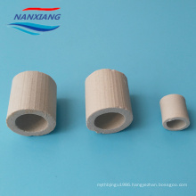 3mm,6mm,15mm,25mm,40mm,50mm,80mm ceramic raschig ring packing for drying tower with best factory price
