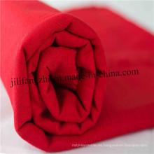 Proveedor de manufactura de buena calidad Tejido teñido Tejido uniforme de tela cruzada Tc