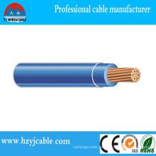 Thhn Gebäude Draht Nylon Jacke PVC Außenmantel Kabel
