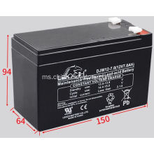 Pengendali bebas Sealed Lead-acid Battery DJW12-7.0