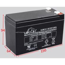 Maintenance-free Sealed Lead-acid Battery DJW12-7.0