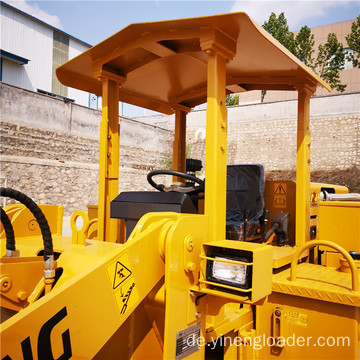 2 Tonnen Mining Wheel Loader