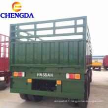 Custom configuration 3 Axle Truck Cargo Full Trailer