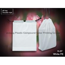 Пластиковая сумка для переноски плеча