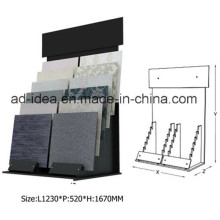 Durable Metal Exhibition Stand for Tile