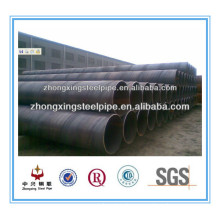 material st 37-2 Spiral Welded Steel Pipe