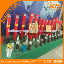 API mechanically opened drill-out free stage collar for cementing tools