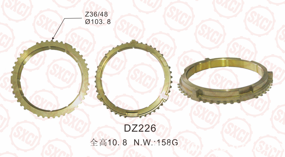 33387 37020 Synchronizer Ring