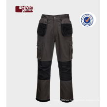 Industrial Workwear mens cargo pants with side pockets