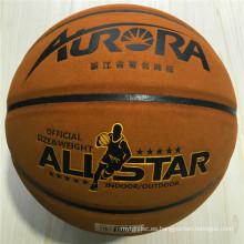 Baloncesto de cuero de Microfiber del baloncesto Personalidad de desgaste-Resistencia de la calidad Baloncesto barato 8pieces 4 # 5 # 6 # 7 #